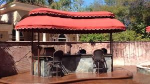 BBQ Canopies