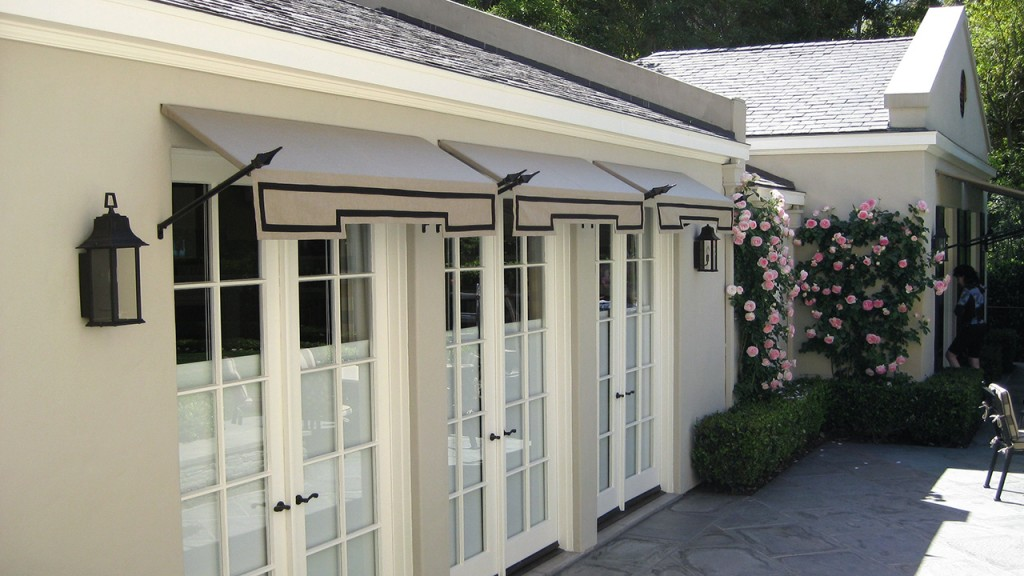Spears awning