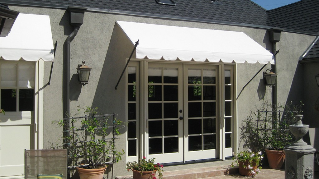 White Spear Awning