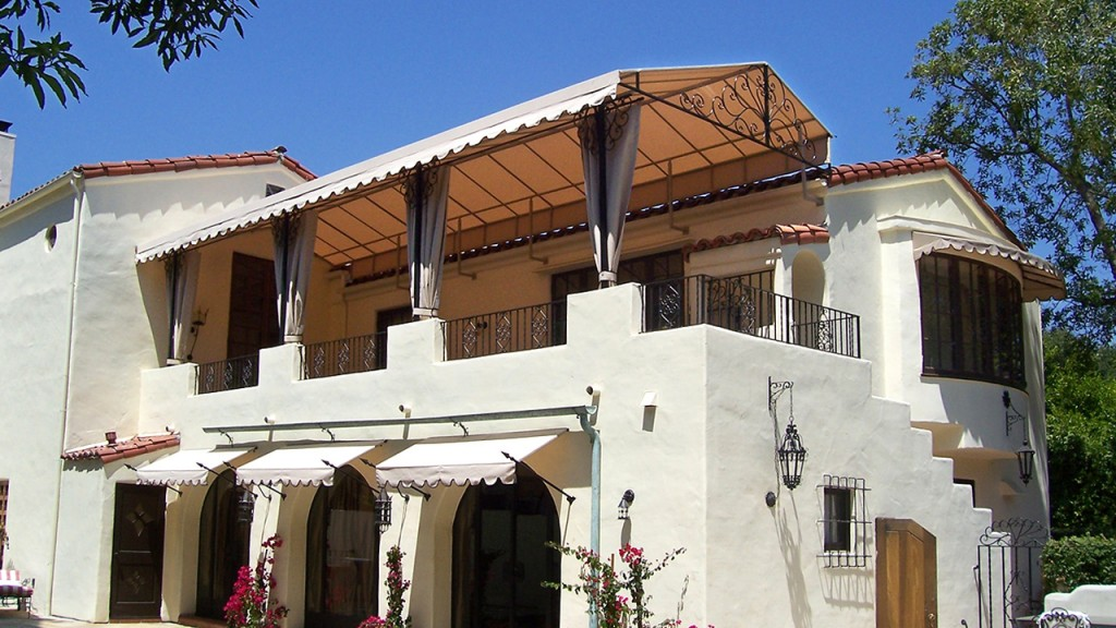 Awnings for home help you save on energy costs