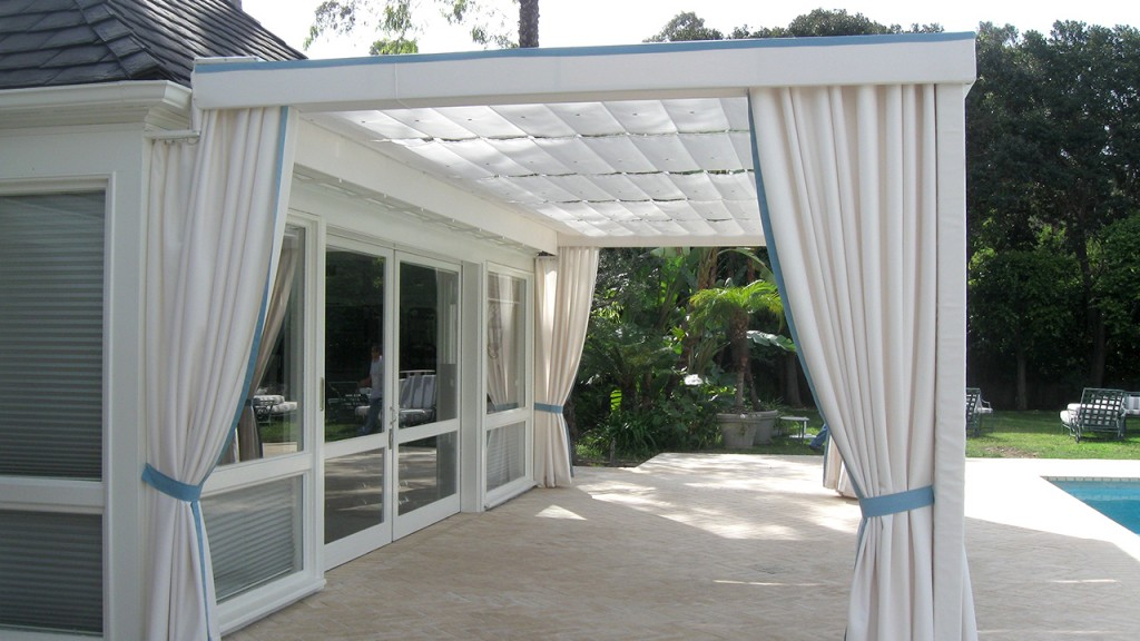 Residential awnings save energy by helping your home stay cool