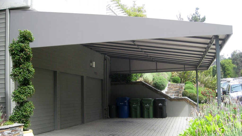 Patio canopy carport